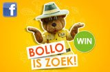 Bollo is zoek!