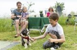 Kamperen met uw huisdier
