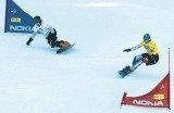 World Cup Snowboarden