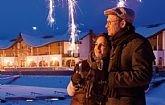 Feiertage im Schnee