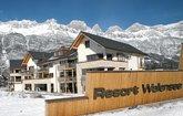 Luxus-Skiurlaub