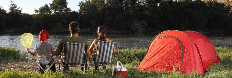 Tot 30% kampeerkorting<br>in juni
