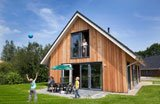 De eco-bungalows van Landal Aelderholt