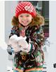 Kinderspaß im Schnee